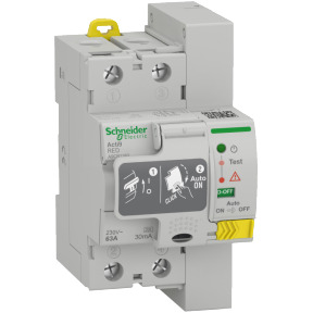 Acti9 RED 2P 63A 30mA A ref. A9CR1263 Schneider Electric [PLAZO 8-15 DIAS]