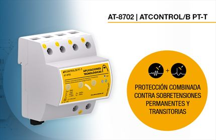 Comprar Iga+sobretension permanente+transitoria trifasico ATCONTROL/B PT-T