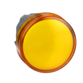CABEZA C/LED INTEGRADO AMARILLO   ref. ZB4BV053