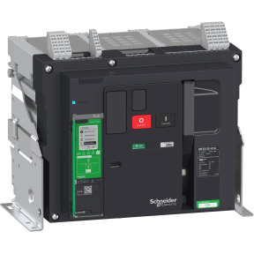 Circuit breaker Masterpact MTZ2 20H1b, 2000 A, 3P fixed, without Micrologic ref. LV864966 Schneider Electric [PLAZO 8-15 DIAS]