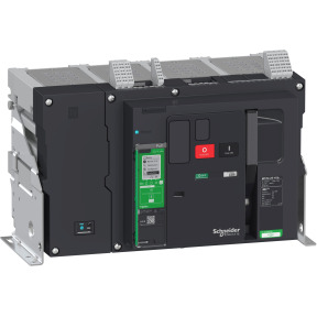 Circuit breaker Masterpact MTZ2 25H1b, 2500 A, 4P fixed, without Micrologic ref. LV864971 Schneider Electric [PLAZO 8-15 DIAS]