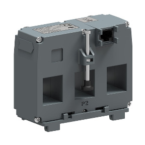 LVCT - 3-in-1 solid core CT RJ45 - 35mm entraxe - 100A : 0.333V output ref. METSECTV35010 Schneider Electric [PLAZO 8-15 DIAS]