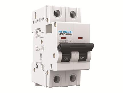 Magnetotermicos Hyundai