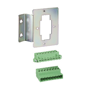 PLATE WITH 8P AUXILIARY CONNECTORS ref. LGY4231 Schneider Electric [PLAZO 8-15 DIAS]