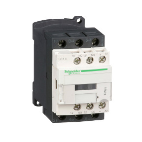 TeSys D - Contactor LC1D 3P CA3 440V 12 A - anillo ref. LC1D126SLS207 Schneider Electric [PLAZO 8-15 DIAS]